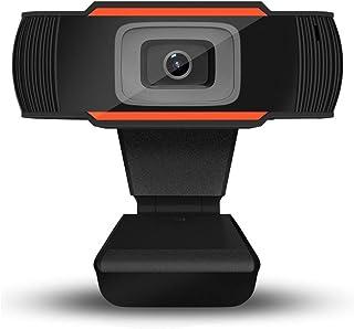 SHUHAN Webcam Web Camera HD 720P Rotatable Computer Camera USB Webcam PC Camera for Skype/Android TV Computer Audio Video ...