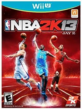 Video Game NBA 2K13 - Nintendo Wii U Book