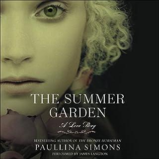 The Summer Garden audiobook cover art