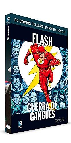 Flash. Guerra de Gangues - Dc Graphic Novels. 56