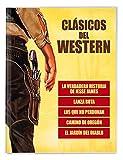 Clásicos del Western (Pack) [DVD]