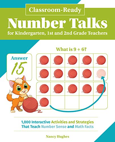 Price comparison product image Classroom-Ready Number Talks for Kindergarten