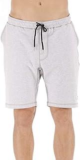 SZSZJFSYXGS Mens Jogger Gym Shorts with Pockets Cotton Sweat Shorts Breathable Big and Tall Shorts Elastic Waist