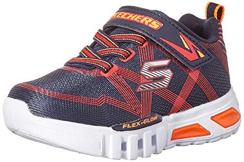 Skechers Felx-Glow, Zapatillas para Niños