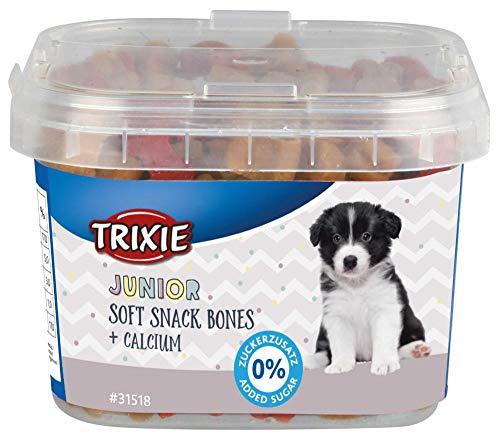 TRIXIE 31518 Junior Soft Snack Bones mit Kalzium, 131 g