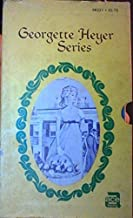 Georgette Heyer Series The Quiet Gentleman, The Talisman Ring, Arabella, Sprig Muslin 1940-1960