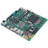 Mitac PH12SI-D Thin Mini-ITX Skylake/Kabylake Q170 Motherboard w/Dual GbE LAN, 19V DC-in