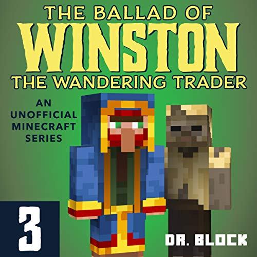 The Ballad of Winston the Wandering Trader, Book 3 cover art