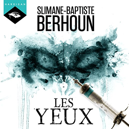 Les Yeux audiobook cover art