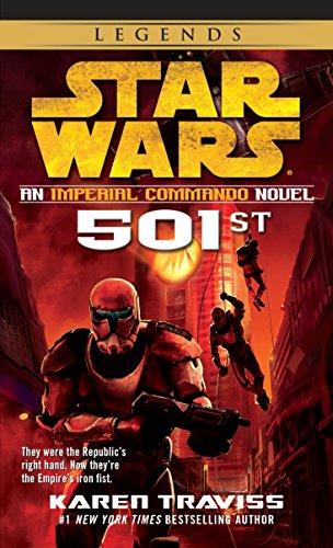 Star Wars Imperial Commando 501st: An Imperial Commando Novel
