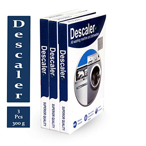 Descaler Descale powder for all washing machines (Samsung,...