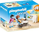 PLAYMOBIL PLAYMOBIL-70198 City Life Dentista, Multicolor, Talla única (70198)