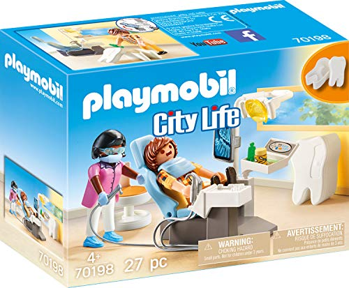 PLAYMOBIL PLAYMOBIL-70198 City Life Dentista