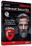 G DATA Internet Security 2019 | Standard | Antivirus | 1 PC Standard  - 1 Jahr | Windows | Trust in German Sicherheit | Aktivierungscode in Standardverpackung + DVD