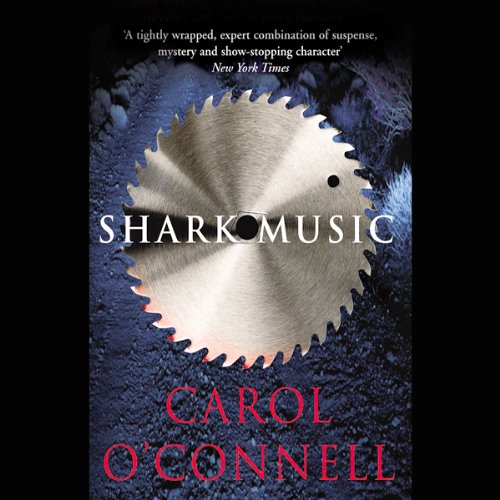 Shark Music audiobook cover art
