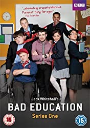 Bad Education on DVD