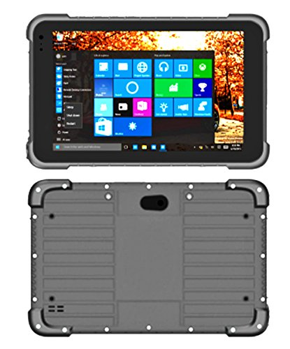 HiDON 8 Pulgadas IP67 4G ram + 64G ROM de Windows 10 Home OS Tablet PC WiFi BT4.0 4G LTE Industrial Tableta Robusta