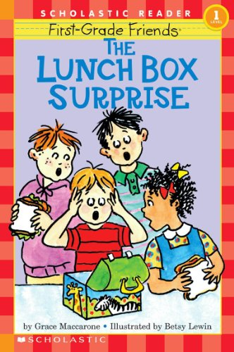 The Lunch Box Surprise (Scholastic Readers, Level 1)の詳細を見る