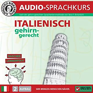 Italienisch gehirn-gerecht - 2. Aufbau Titelbild