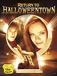 Return to Halloweentown Disney Halloween movies on Amazon