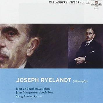 In Flanders' Fields, Vol. 55: Joseph Ryelandt