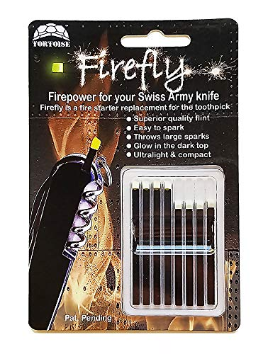 Firefly Variety 8 Pack - Fire Starter Accessory...