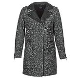 Le Temps des Cerises Fdebo00000000ml chaqueta punto, Beige (Black 0001), X-Small para Mujer