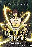 Immortal Blade : Volume Six (Full Color Manga Comic) (Immortal Blade Master Book 6)