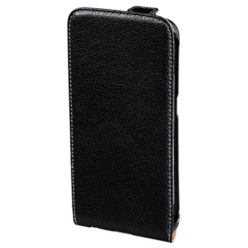 Hama Leder Hulle fur Samsung Galaxy S6 edge schwarz