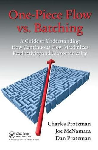 One-Piece Flow vs. Batching: A Guide to Understanding How Continuous Flow Maximizes Productivity and Customer Value