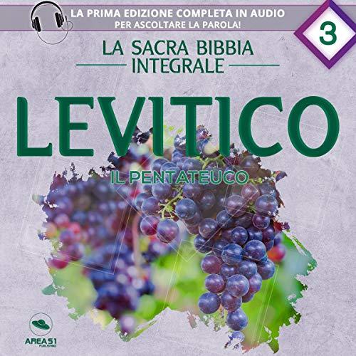 Levitico copertina