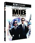 Men in Black - International [4K Ultra HD + Blu-Ray]