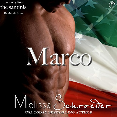 The Santinis: Marco, Book 2 audiobook cover art