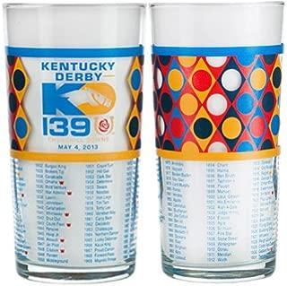 2013 Kentucky Derby 139 Mint Julep Glass
