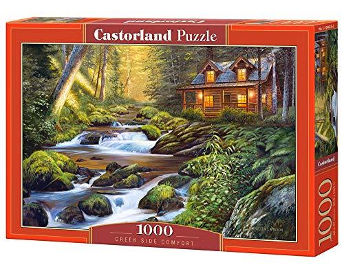 Castorland puzzle 1000 pz creek side comfort - c 104635-2