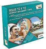 Family's Box Cofre DE EXPERIENCIAS Solos TÚ Y YO