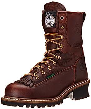 Georgia Logger Work Shoe