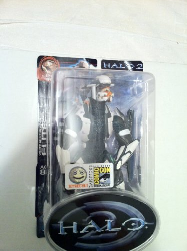 Joy Ride Halo 2 Limited Edition White Multiplayer Elite [79426] (with Energy Sword, Beam Rifle, and Carbine)