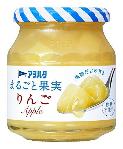 アヲハタ『まるごと果実 りんご』