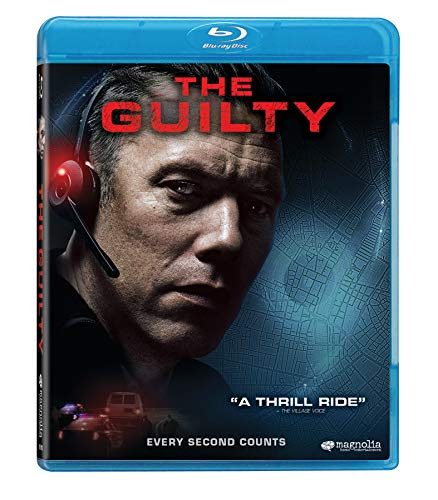 The Guilty [Blu-ray] Jakob Cedergren