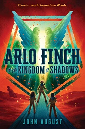 Arlo Finch in the Kingdom of Shadows Arlo Finch 3 product image