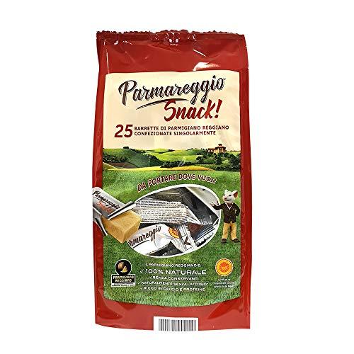 Parmigiano Reggiano 25 Snack da 20 gr.