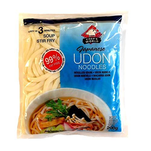 Chefs World frische Udon Nudeln 30x200g