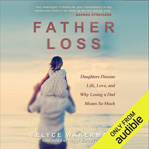 Father Loss audiobook cover art