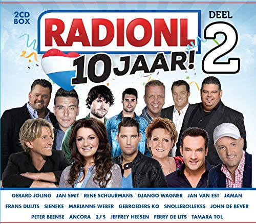 Various Artists - 10 Jaar Radio Nl - Deel 2