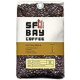 SAN FRANCISCO BAY, SF Coffee Whole Bean Coffee 2LB Light Roast, Morning Blend, 32 Ounce