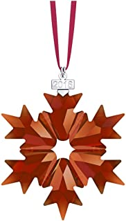 Swarovski Annual Edition 2018 Christmas Ornament, Red