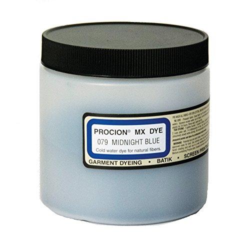 Jacquard Procion Mx Dye Midnight Blue 8Oz