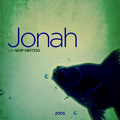 32 Jonah - 2005 audiobook cover art
