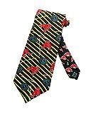 Corbata para hombre de la Universidad de Arkansas - Negra - Talla única